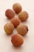 Seven lychees
