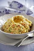 Kartoffelpüree mit Gemüse (Irland)