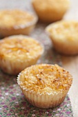 Bombocado (Cheese and coconut muffins, Brazil)