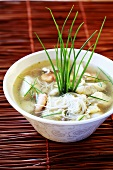 Seafood soup with vermicelli