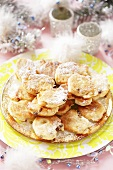 Racuchy (Yeasted pancakes from Poland, Christmas)