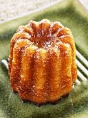Cannelé bordelaise (Traditional French cake)