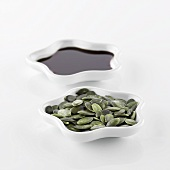 Pumpkin seeds and pumpkin seed oil