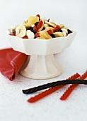 Lakritze-Trockenfrucht-Mischung