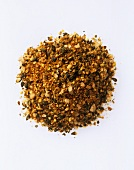 Spicy Gomasio (mixture of sesame, sea salt and pepper)