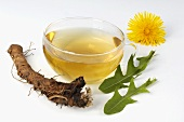 Dandelion (tea, root, leaves and flowers)
