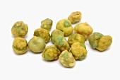 Wasabi peas (Japanese nibbles)