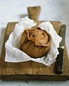 Pork pie (England)