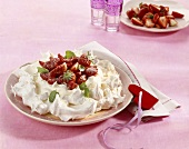 Pavlova for a special occasion