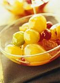 Mostarda di Cremona (mustard fruit), Lombardy, Italy