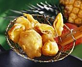 Fruit tempura