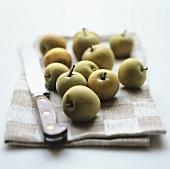 Small wild apples
