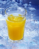 Fruit schorle (fruit juice and sparkling mineral water)