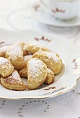 Filled pastries