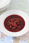 Red-Beet Soup