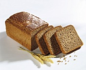 Wholemeal wheat bread