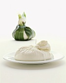 Two Burrata (S. Italian cheese speciality)