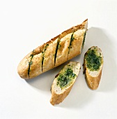 A herb baguette