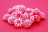 Himbeer-Bonbons