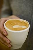 A caffè latte
