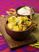 Sweetcorn curry