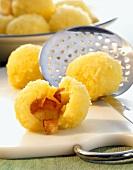 Thuringian dumplings