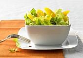 Fruity endive salad