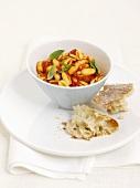 Gnochetti mit Tomatensauce & Basilikum