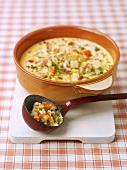 Haddock soup