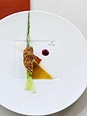 Foie gras (Goose liver pâté, France)