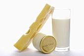 Milk, cheese and yoghurt