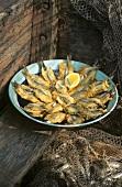Deep-fried sardines with sage