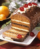 Piernik (Polish honey cake for Christmas)