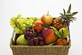 Gemischter Früchtekorb