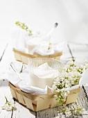 Lilac mousse