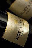 Two bottles of 'Moët & Chandon' Brut Impérial Champagne