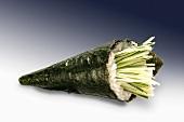 Cucumber temaki sushi