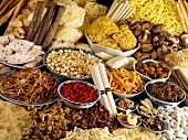 Ingredients for Chinese cuisine