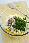 Fleischbällchen zubereiten