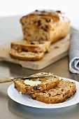 Bara brith (Fruit bread, Wales)