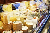 A full cheese counter