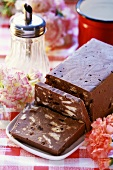 Chocolate refrigerator cake