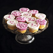 Cupcakes in paper cases