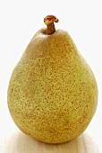 A Comice pear
