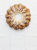 Engadine Christmas wreath cake