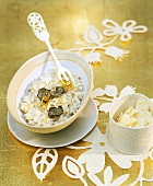 White wine risotto with truffle