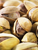 Roasted, salted pistachios