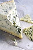 A piece of Stilton