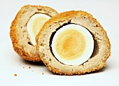 Scotch egg (Boiled egg wrapped in sausagemeat, UK)