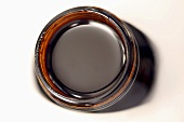 Bovril (beef extract, UK) in open jar